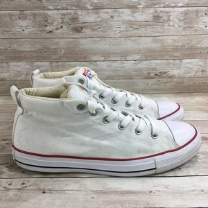 Converse Chuck Taylor Mid Mens 11 White